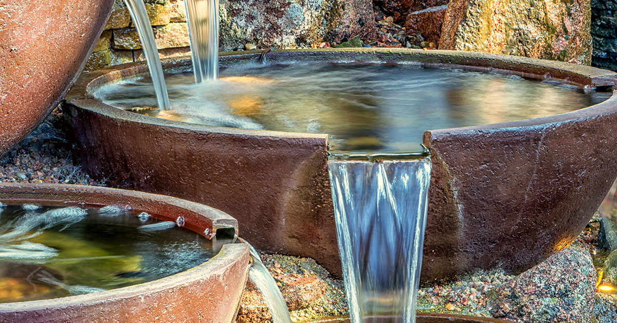Uses Of Water Features